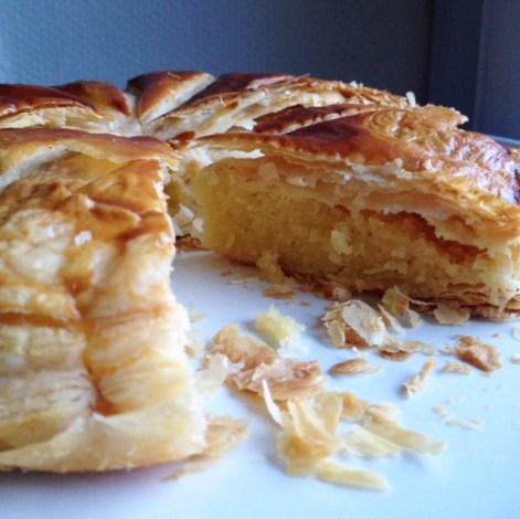 galette des rois à la crème d'amande (4)