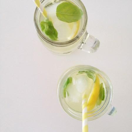 Citronnade citron basilic (2)