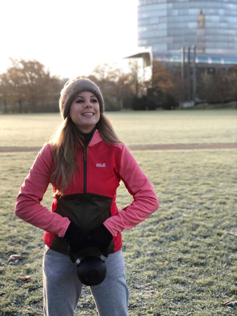 outdoor personal training bonn