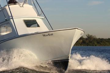 Miss Britt II - 43' Boat