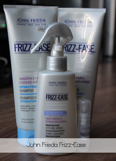 Review: John Frieda Frizz-Ease *