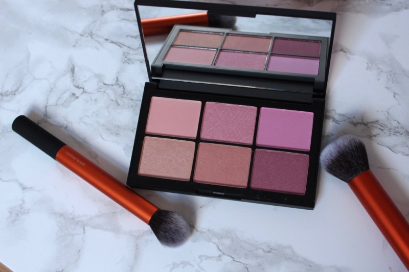 narsissist unfiltered II cheek palette