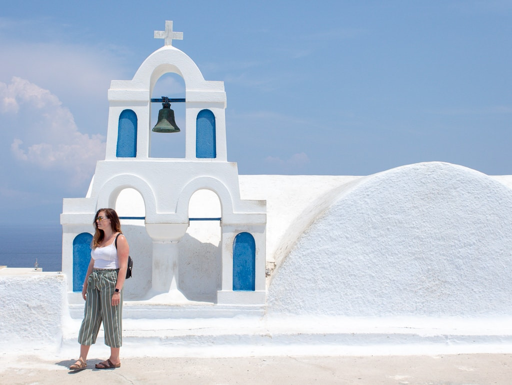 Must-See Spots in Santorini, Oia