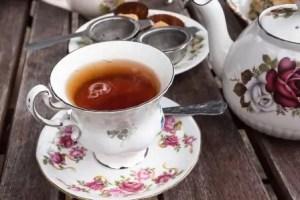 il tè del venerdì