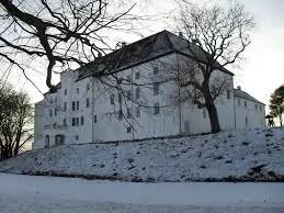 castelli più infestati Dragsholm Castle