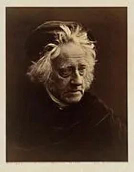 Ritratto di John Herschel