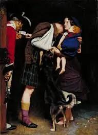 Effie Gray, modella di Millais in molti dipinto