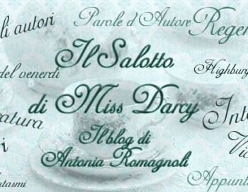antonia romagnoli blog - il salotto di miss darcy
