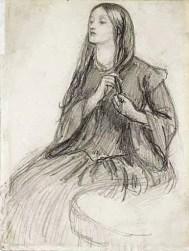Ritratta da Rossetti
