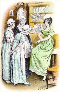 il matrimonio in epoca regency