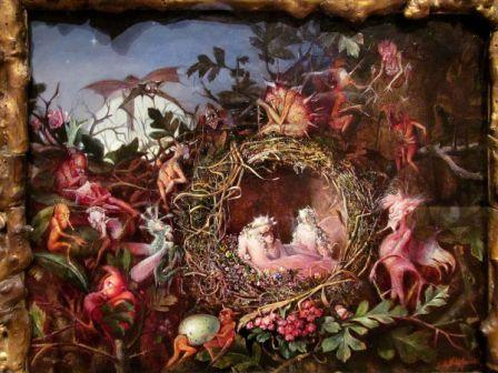 Fate in un nido
