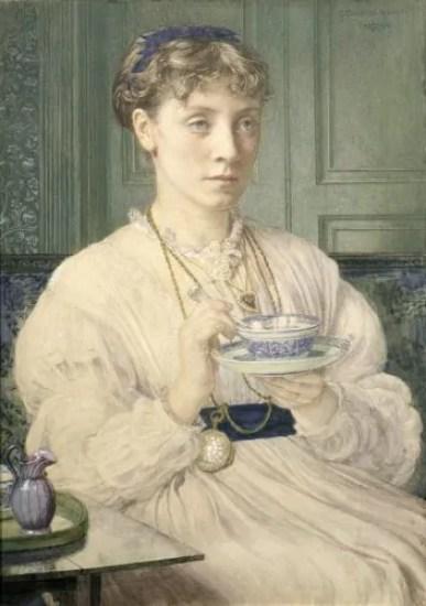 Louisa and Agnes Macdonald, Jane Morris,
