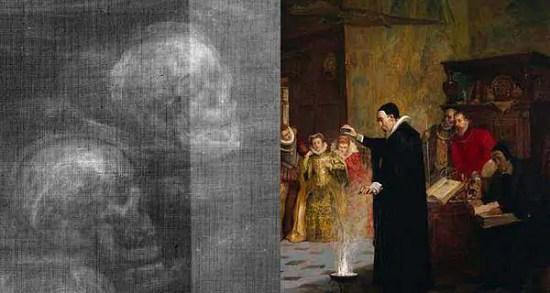skulls-victorian-painting-england-occult teschi vittoriani