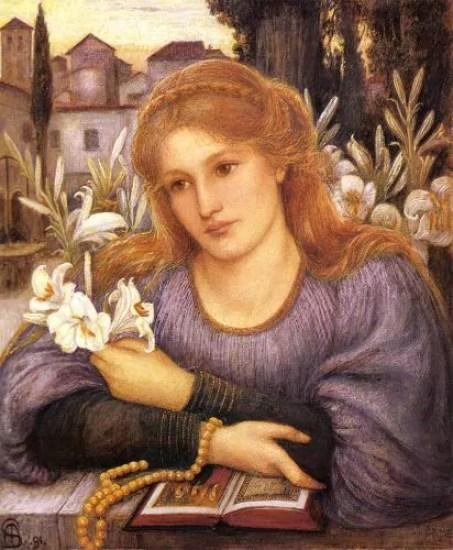 spartali_stillman_marie_-_convent_lily_-_1891