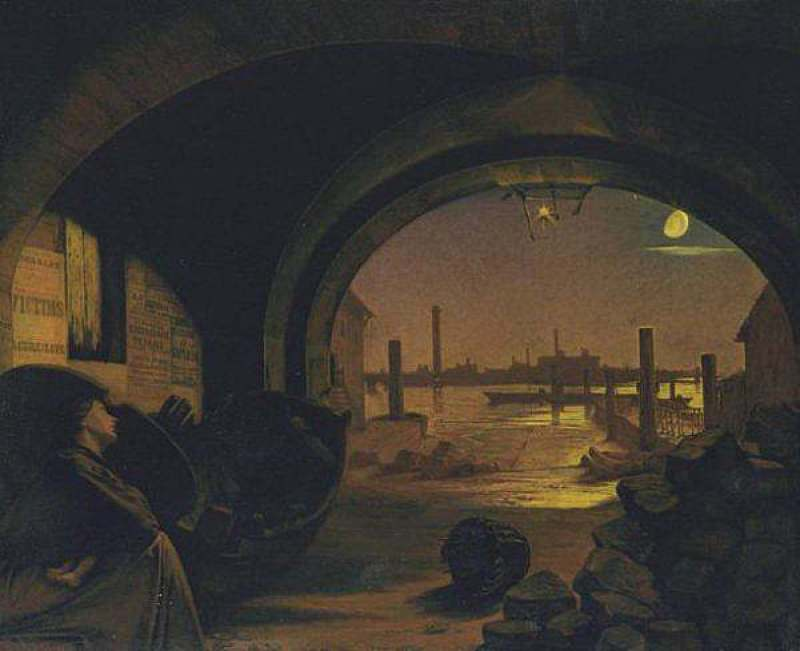 Past and Present, No. 2 1858 Augustus Leopold Egg 1816-1863