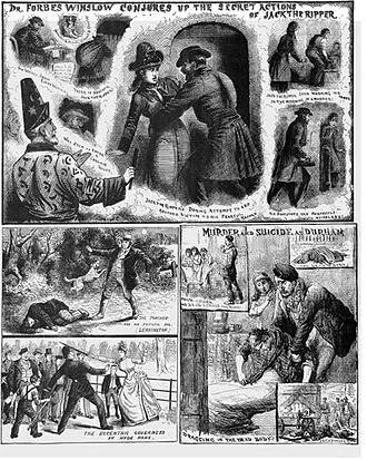 illustrazioni vittoriane