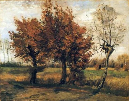 pittura autunno autunnale autunno in arte vittoriana