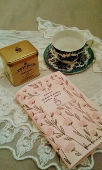glenda tinti - un tè con le scrittrici ricettario letterario