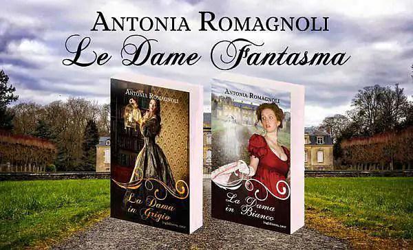 antonia romagnoli - la dama in bianco - ghost ladies