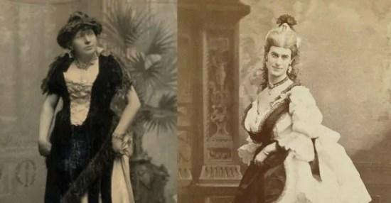 drag queen vittoriane