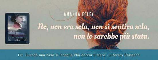 amanda foley literary romance