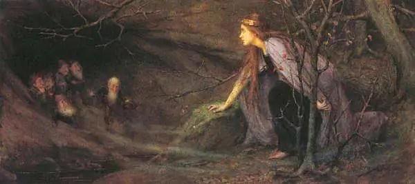 Henry Meynell Rheam e la fairy painting di fine secolo
