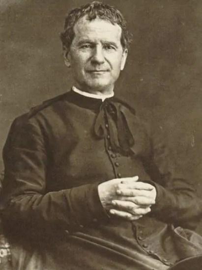 La santità chiama la santità - la vita di San Giovanni Bosco