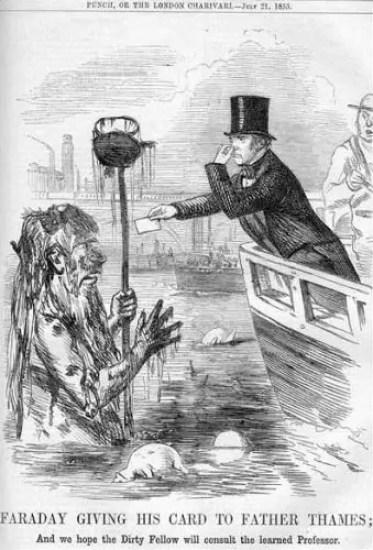 il colera in epoca vittoriana
