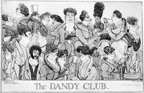 dandy dandismo