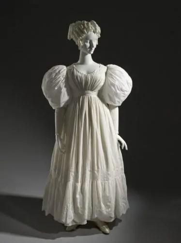 moda 1800 estate regency e vittoriana