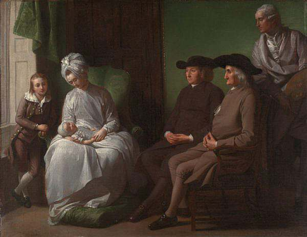 parto in epoca regency