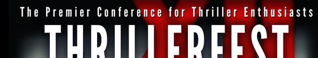 ThrillerFest banner