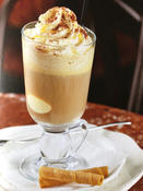 Viennese iced coffee
