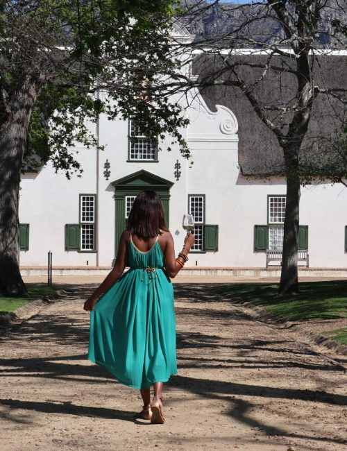 Groot Constantia A walk back in time