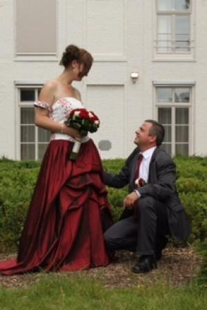 5 jaar getrouwd