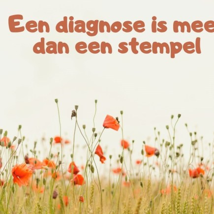 diagnose meer dan een stempel