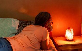 zoutsteen lamp