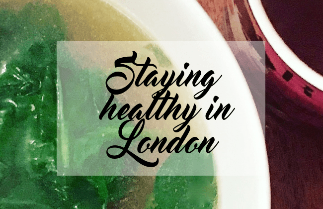 staying-healthy-in-london