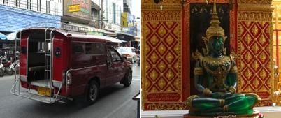 Sawngthaew, Chiang Mai