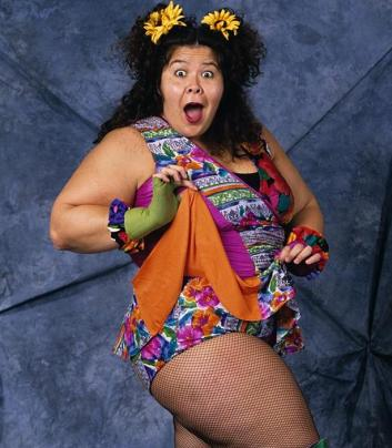 Shortly after the dissolving of the Women's division Bertha would go on to success staring as Mimi in The Drew Carey Show.