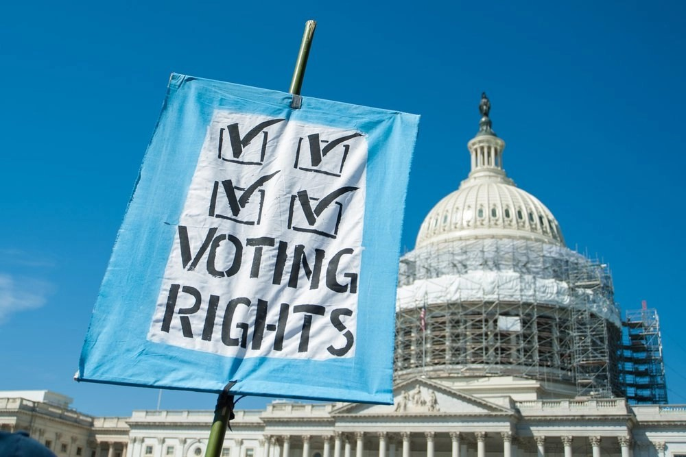 Voting rights organizations