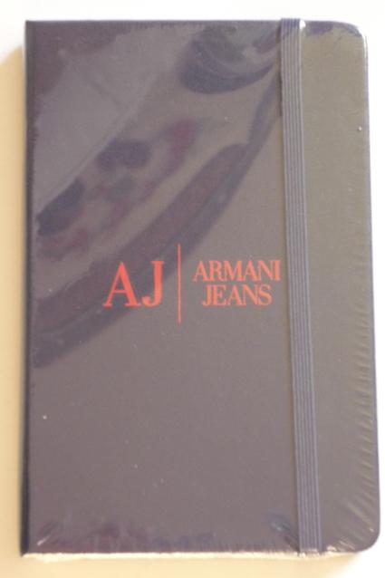 Agenda Armani Jeans