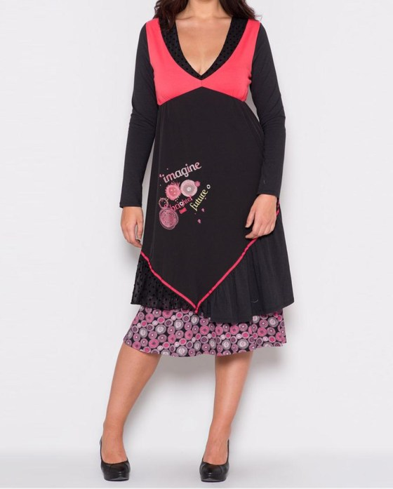 robe-imprimée