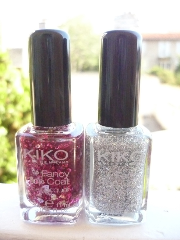 Top coat Kiko 3.5€