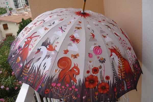 Parapluie La Marelle 18€ au lieu de 55€