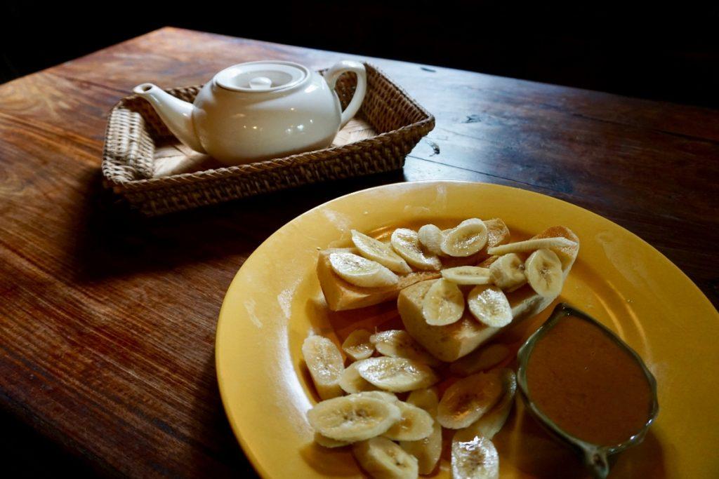 peanutbutter and tea