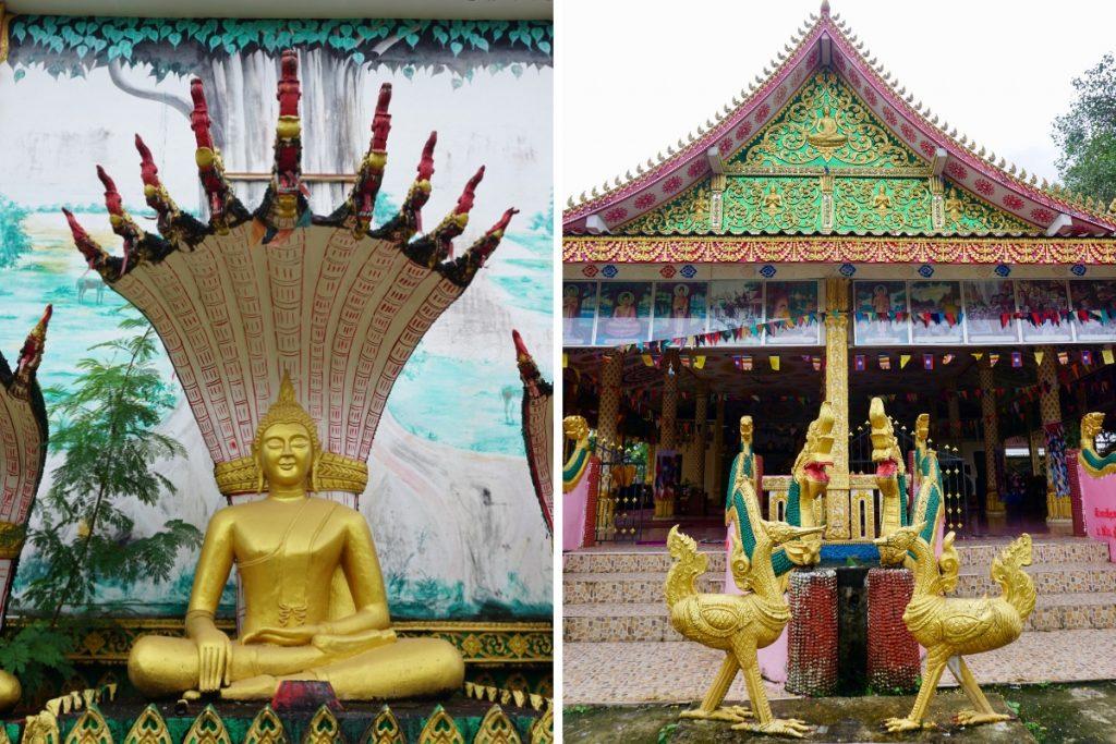 vang vieng temple