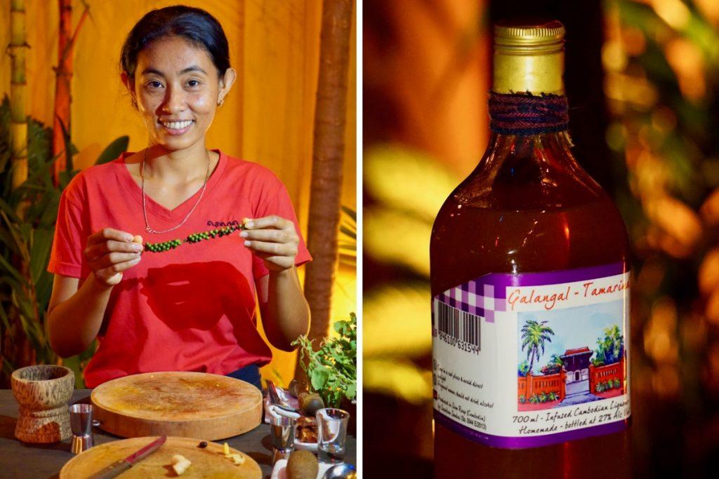 Khmer Cocktails