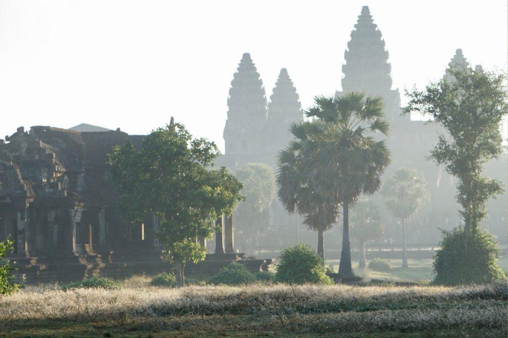 Tuk Tuk Angkor Wat