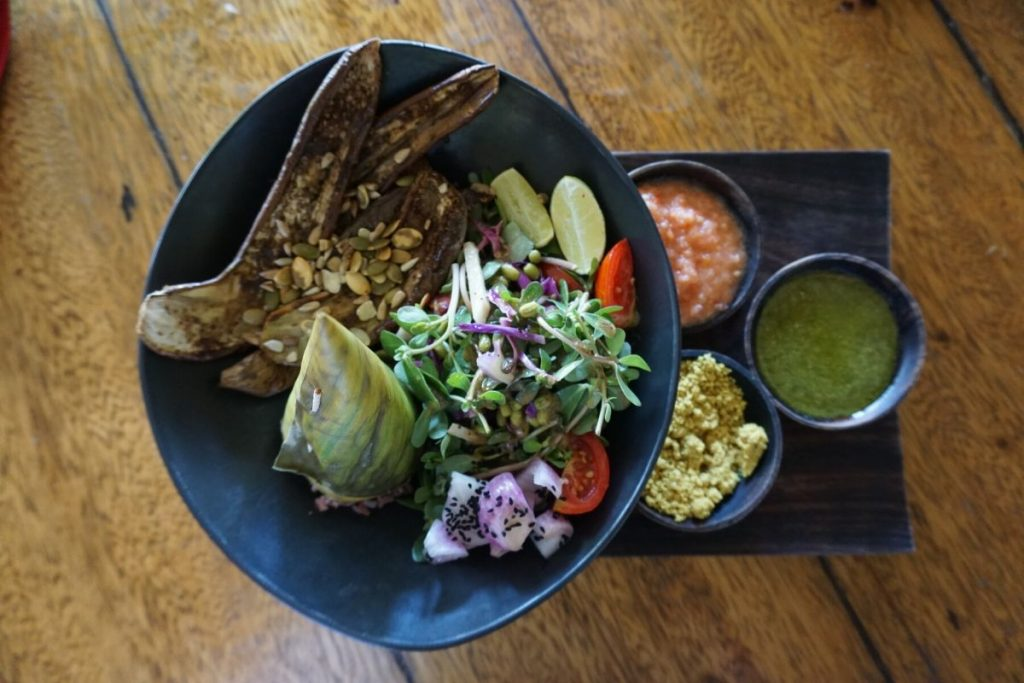 Vegan Guide to Gili Air, Lombok, Indonesia